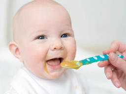 Is your baby still eating puree?