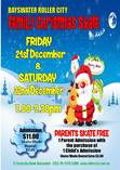 FAMILY CHRISTMAS SKATE - Parents Skate FREE Bayswater Sports Parties 4