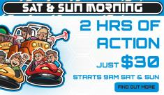 MORNING MISSION Lawnton Entertainment and Games _small