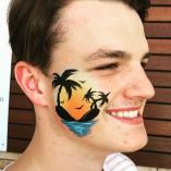 Mention this offer and get 10% off Sunshine Coast Face Painting 4 _small