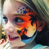 Mention this offer and get 10% off Sunshine Coast Face Painting 2 _small