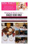 Ultimate spa party Penrith Party Planners 4 _small