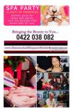 Ultimate spa party Penrith Party Planners 3 _small