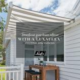 Transform your Home Exterior with Luxaflex Folding Arm Awning Double Bay Interior Designers _small